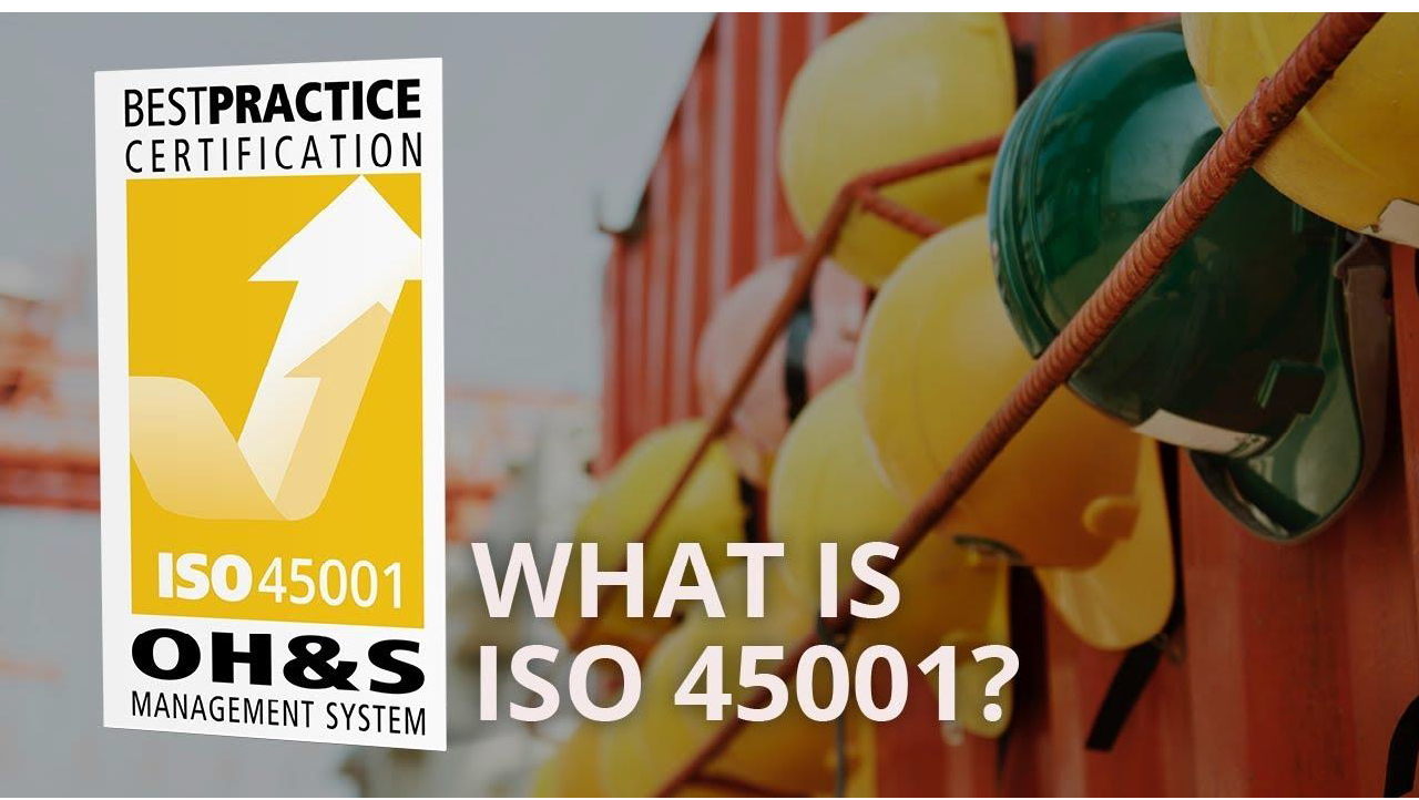 ISO NET 004: ISO 45001: 2018 Awareness