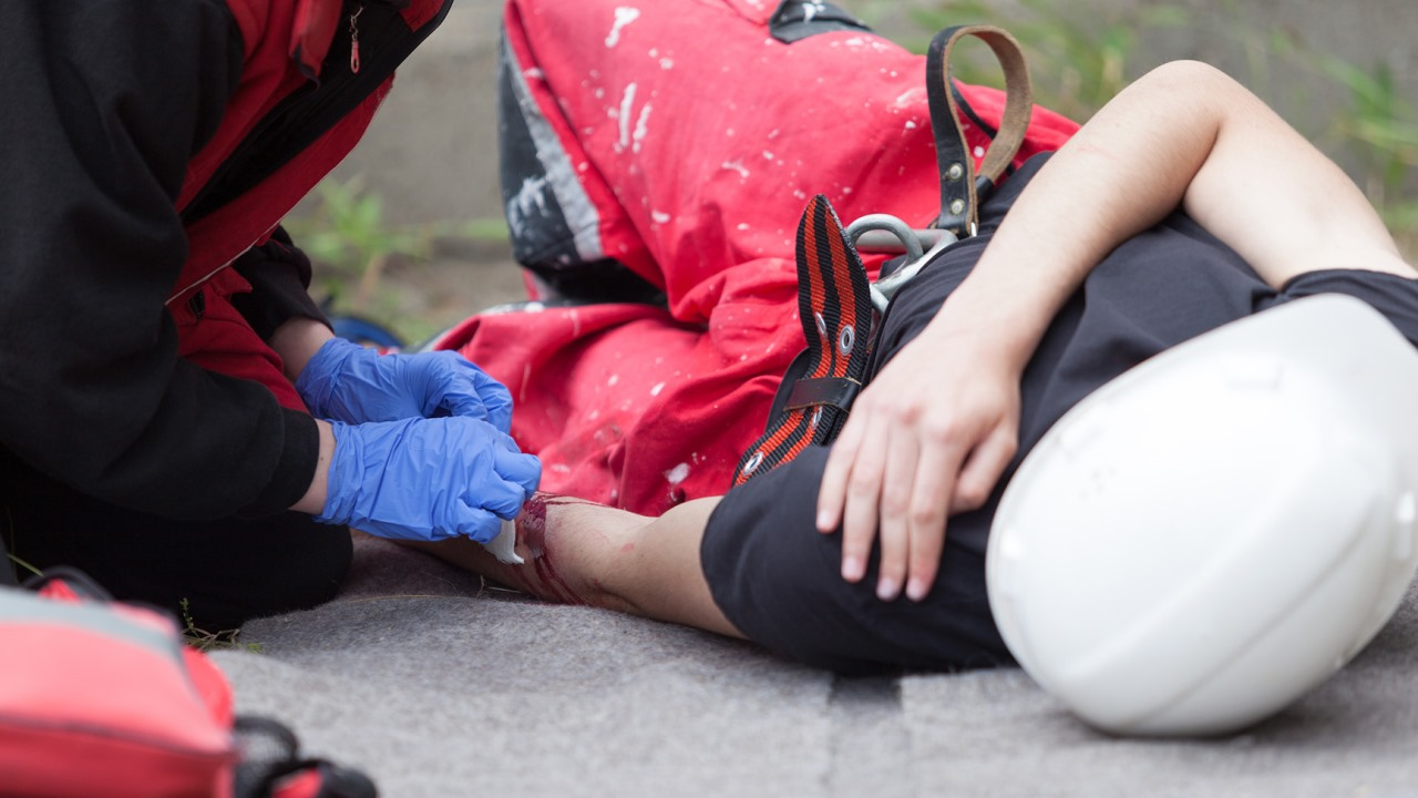 Unit Std 9965: Render Basic First Aid – Level 2